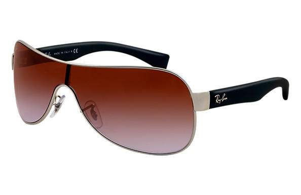 Ray-Ban 0RB3471 - RB3471 Silver SUN