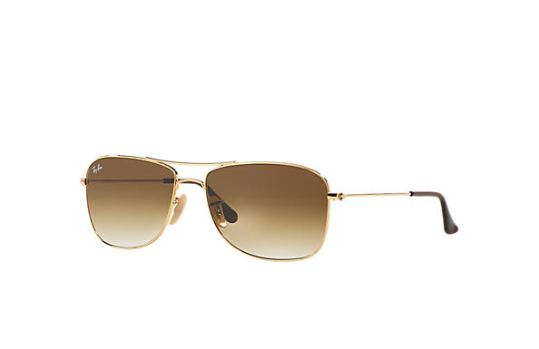 Ray-Ban 0RB3477 - RB3477 Gold SUN