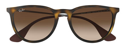 Ray-Ban RB4171F 865/13 54-18 ERIKA Brown Gradient Highstreet