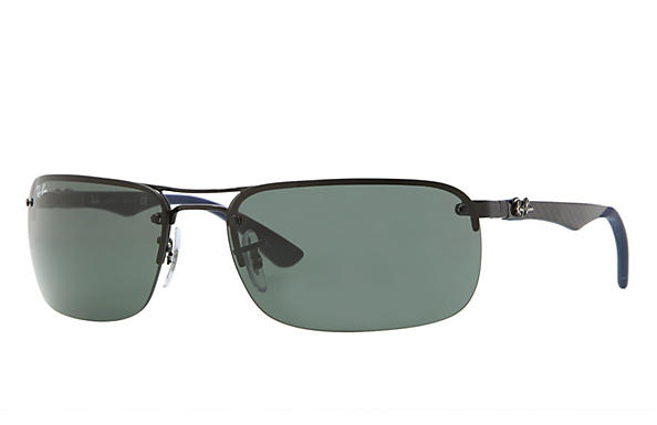 Ray-Ban 0RB8310 - RB8310 Black SUN