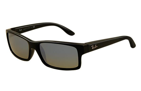 Ray-Ban 0RB4151 - RB4151 Black SUN