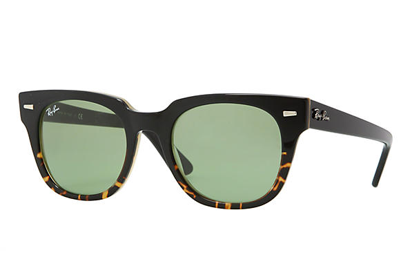 Ray-Ban 0RB4168 - METEOR Black SUN
