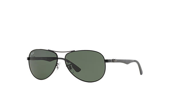 Ray-Ban 0RB8313 - RB8313 Black SUN