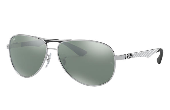 Ray-Ban 0RB8313 - RB8313 Silver SUN