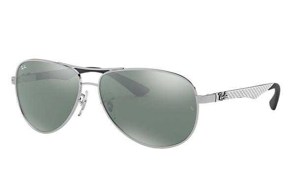 Ray Ban Rb8313 Silver Silver Lenses Ray Ban 174 Usa