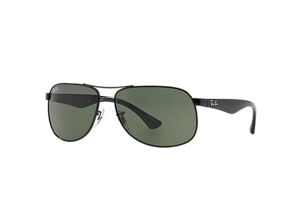 Ray-Ban 0RB3502 - RB3502 Black SUN