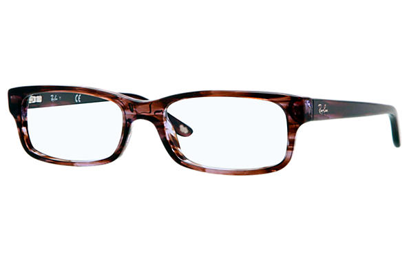 Ray-Ban 0RX5187 - RB5187 Violet OPTICAL