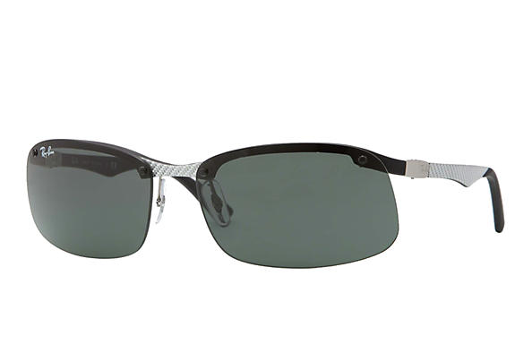 Ray-Ban 0RB8314 - RB8314 Silver SUN