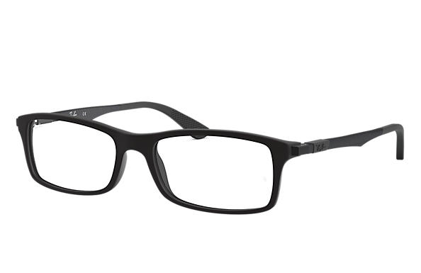 Ray-Ban 0RX7017 - RB7017 Nero OPTICAL