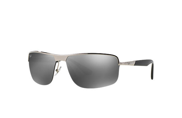 Ray-Ban 0RB3510 - RB3510 Silver SUN