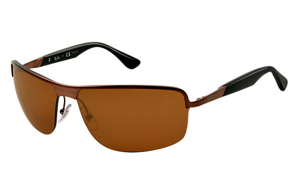 Ray-Ban 0RB3510 - RB3510 Brown SUN