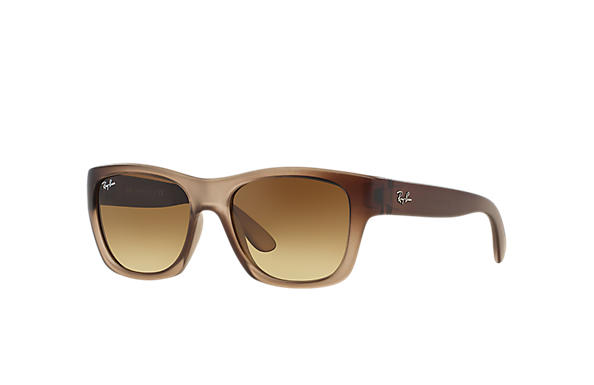 Ray-Ban 0RB4194 - RB4194 Brown SUN