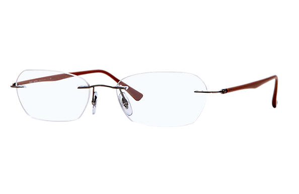 Ray-Ban 0RX8703 - RB8703 Argent OPTICAL