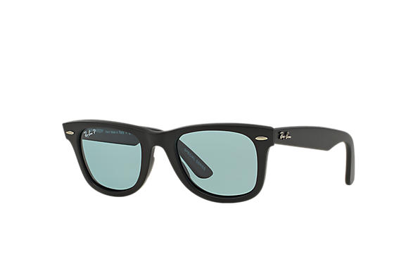 Ray-Ban 0RB2140 - ORIGINAL WAYFARER POLAR SPECIAL SERIES Black SUN