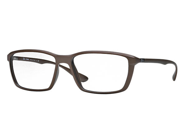 Ray-Ban 0RX7018 - RB7018 Brown OPTICAL