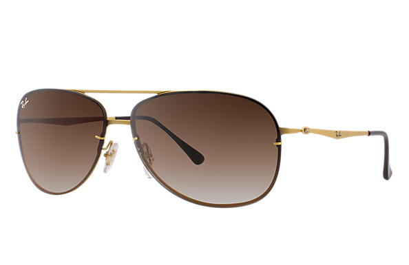 Ray-Ban 0RB8052 - RB8052 Gold SUN