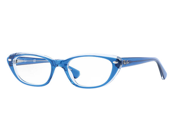 Ray-Ban 0RX5242 - RB5242 Blu OPTICAL