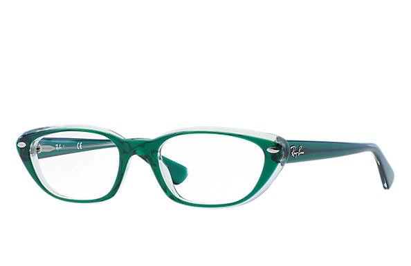 Ray-Ban 0RX5242 - RB5242 Green OPTICAL
