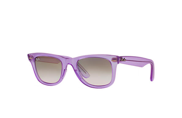 Ray-Ban 0RB2140 - ORIGINAL WAYFARER ICE POPS Viola SUN