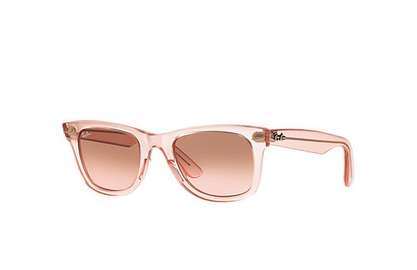 Ray-Ban 0RB2140 - ORIGINAL WAYFARER ICE POPS Pink SUN