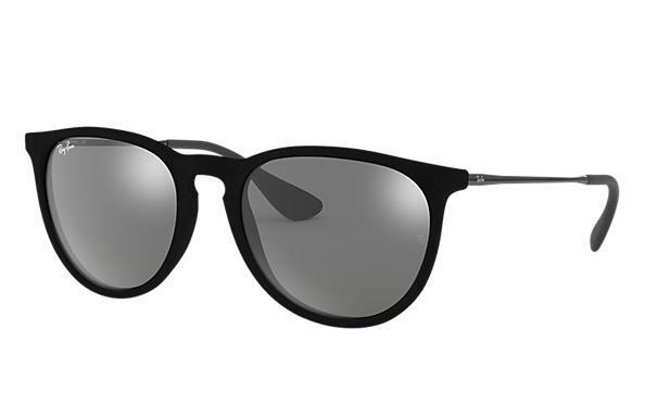 Usa Sunglasses Rb4171 2520male 2520030 Erika 2520velvet Black 8053672210705 Ray Ban Black