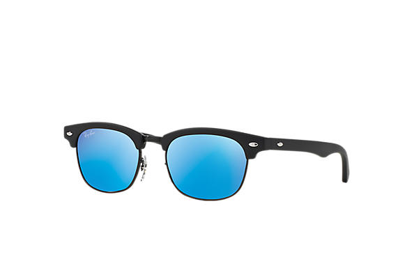 Ray-Ban 0RJ9050S - CLUBMASTER JUNIOR Black SUN