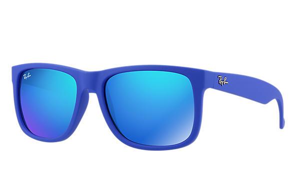 Ray-Ban 0RB4165 - JUSTIN COLOR MIX Bleu SUN