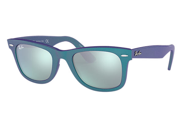 Ray-Ban 0RB2140 - ORIGINAL WAYFARER COSMO Blue SUN