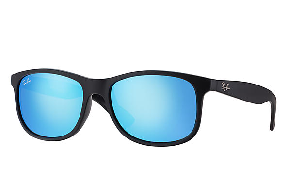 Ray-Ban 0RB4202 - ANDY Black SUN