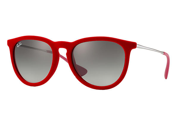 Ray-Ban 0RB4171 - Erika Velvet Red SUN