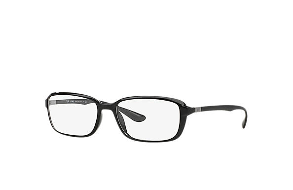 Ray-Ban 0RX7037 - RB7037 Noir OPTICAL