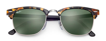 Ray-Ban RB3016 1157 51-21 CLUBMASTER FLECK CLUBMASTER FLECK Clubmaster