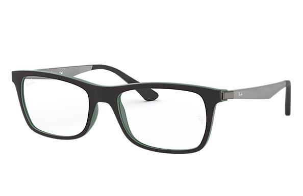 Ray-Ban RB7062 en Noir   Ray-Ban® France Ray-Ban RB7062 - 5575 55 Óculos de  Grau na eÓtica 10b2fe97e2