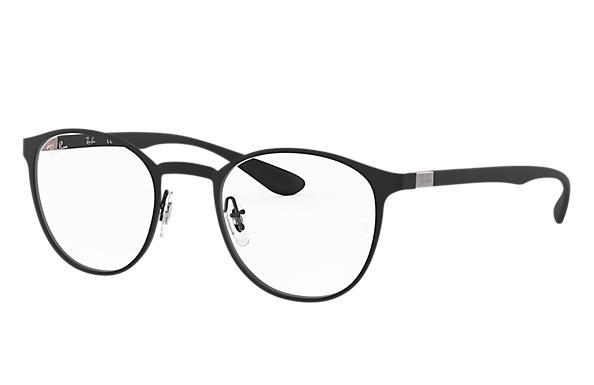 Ray Ban Prescription Glasses Rb6355 Black Liteforce