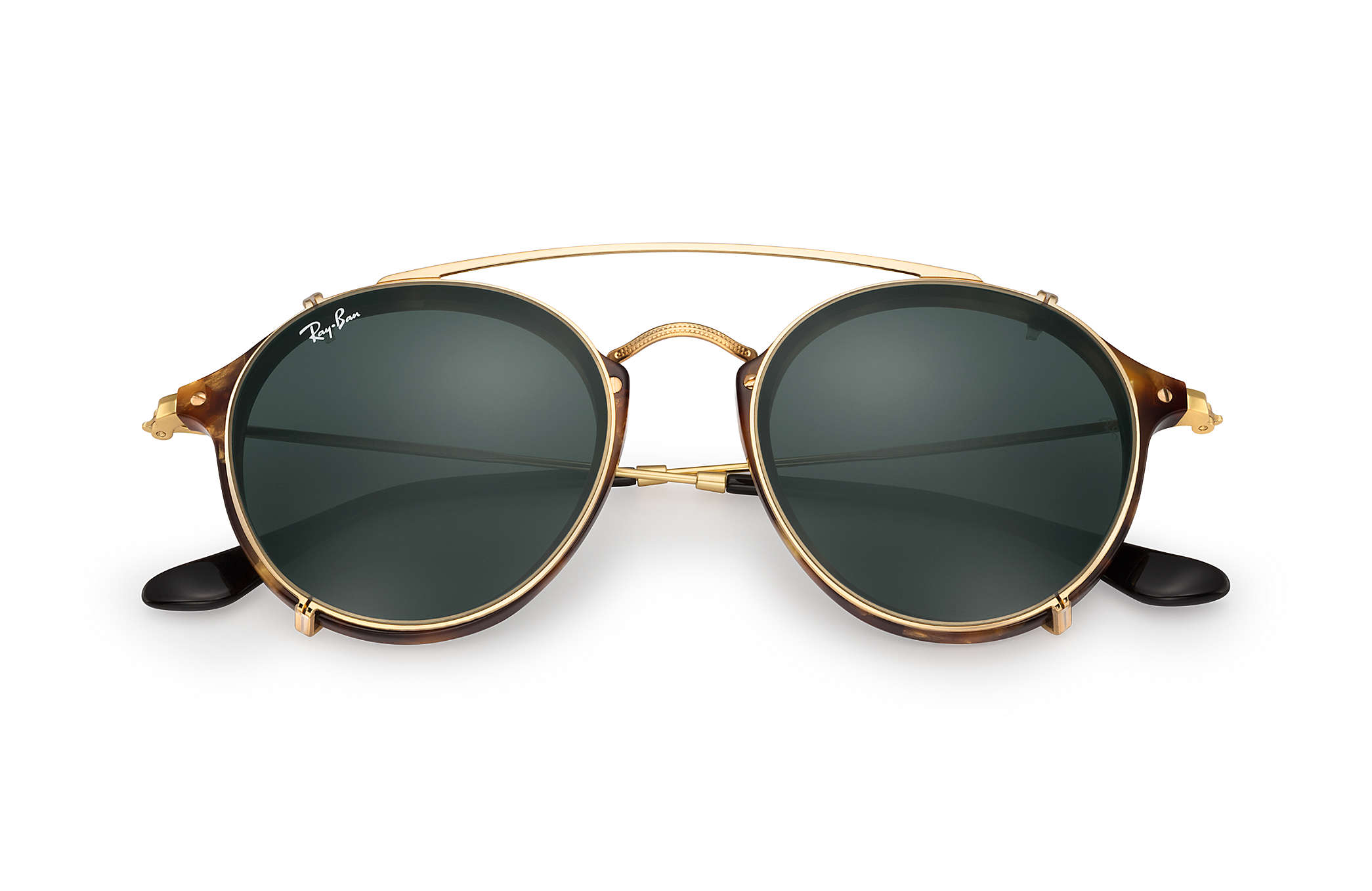ray ban clip on sunglasses clubmaster shopping center. Black Bedroom Furniture Sets. Home Design Ideas