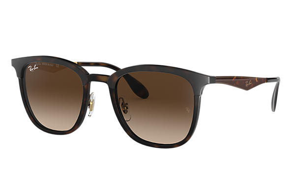 Ray Ban Rb4278 Tortoise Injected Brown Lenses