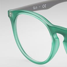 ray ban eyeglass frames style  ray ban rb1553 blue. rb1553