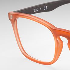 ray ban glasses frames fwqu  colorful frames designed for vibrant immaginations Ray-Ban ERIKA OPTICS  Tortoise