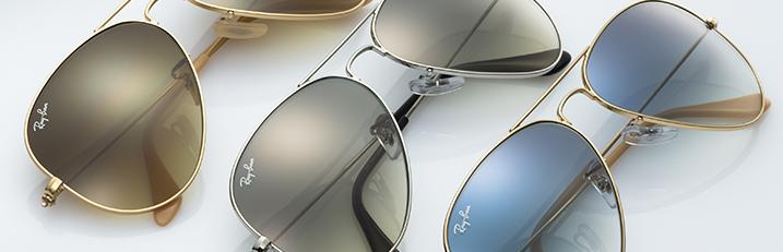 ray ban aviator sunglasses latest  aviator gradient