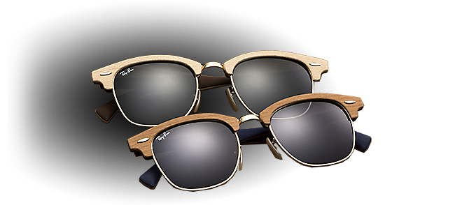 Ray-Ban Clubmaster Reinvented