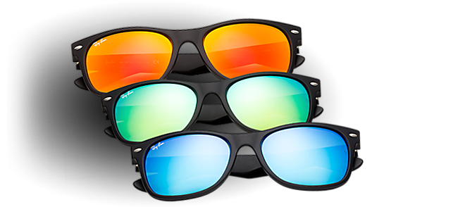 Ray-Ban Colorful New Wayfarer