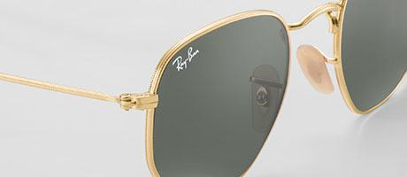 Custom Ray-Ban Hexagonal