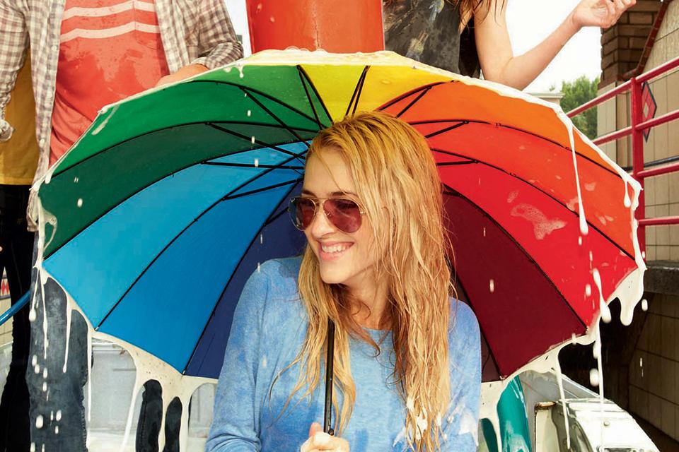 ... ray ban rb2140 wayfarer 10013f black azure sunglasses ...