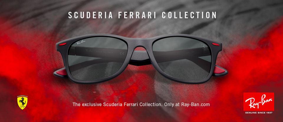 715290f421 Scuderia Ferrari Ray Ban India