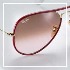 Ray-Ban AVIATOR FULL COLOR サングラス