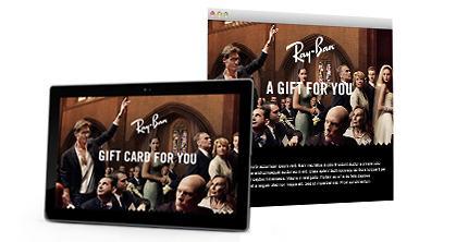 Ray Ban Gift Card