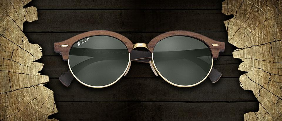ray ban sunglasses ray ban official web site usa  clubround wood. this new year's most coveted ray ban