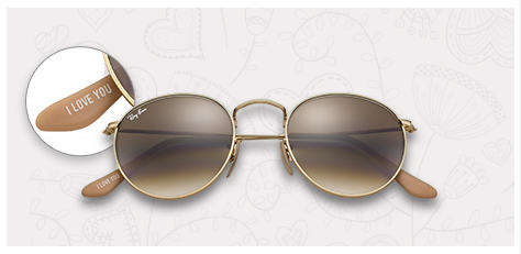 ray-ban round remix sunglasses