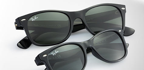 Ray-Ban NEW WAYFARER JUNIOR サングラス