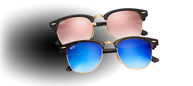 Ray-Ban Colorful Clubmaster